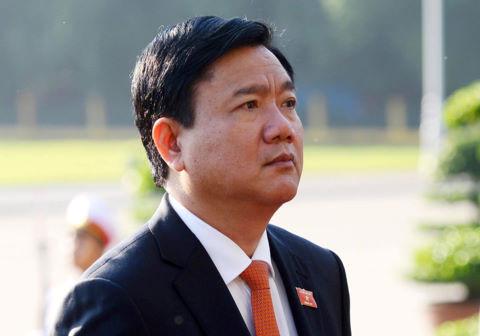 Ông Đinh La Thăng được bổ nhiệm làm Phó trưởng Ban Kinh tế Trung ương