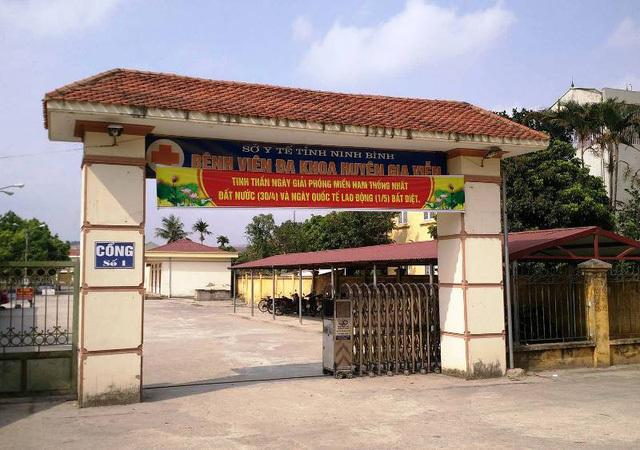 Bệnh viện Đa khoa huyện Gia Viễn