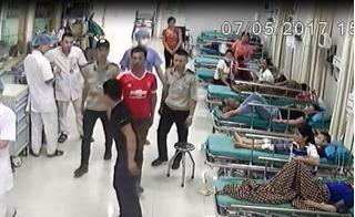 Danh tính đối tượng nghi dùng súng tự chế bắn bảo vệ, uy hiếp bác sĩ trong bệnh viện