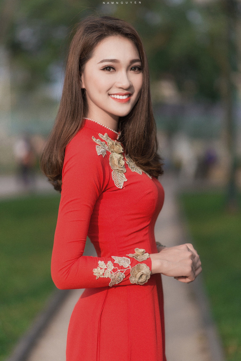 hot girl Nghệ An Nguyễn Ngọc Nữ PG 1