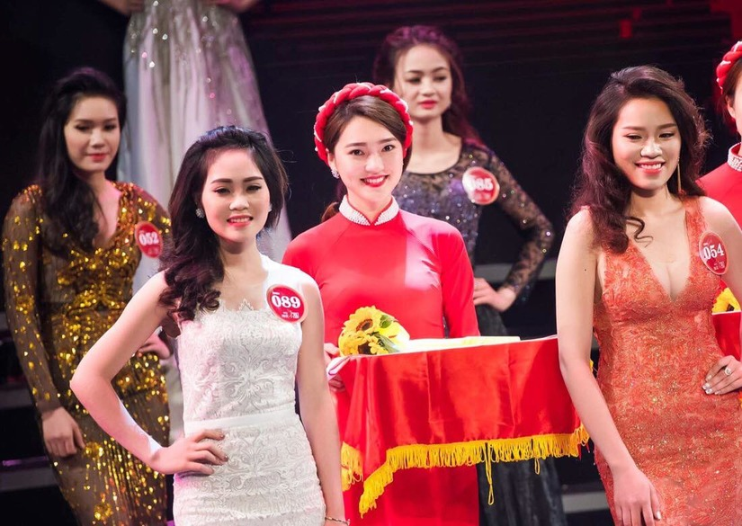 hot girl Nghệ An Nguyễn Ngọc Nữ PG 3