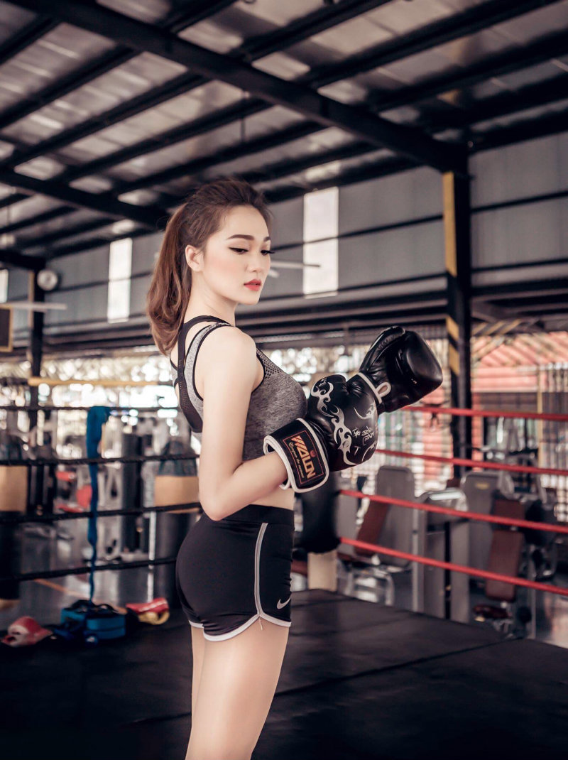 hot girl Nghệ An Nguyễn Ngọc Nữ PG 7