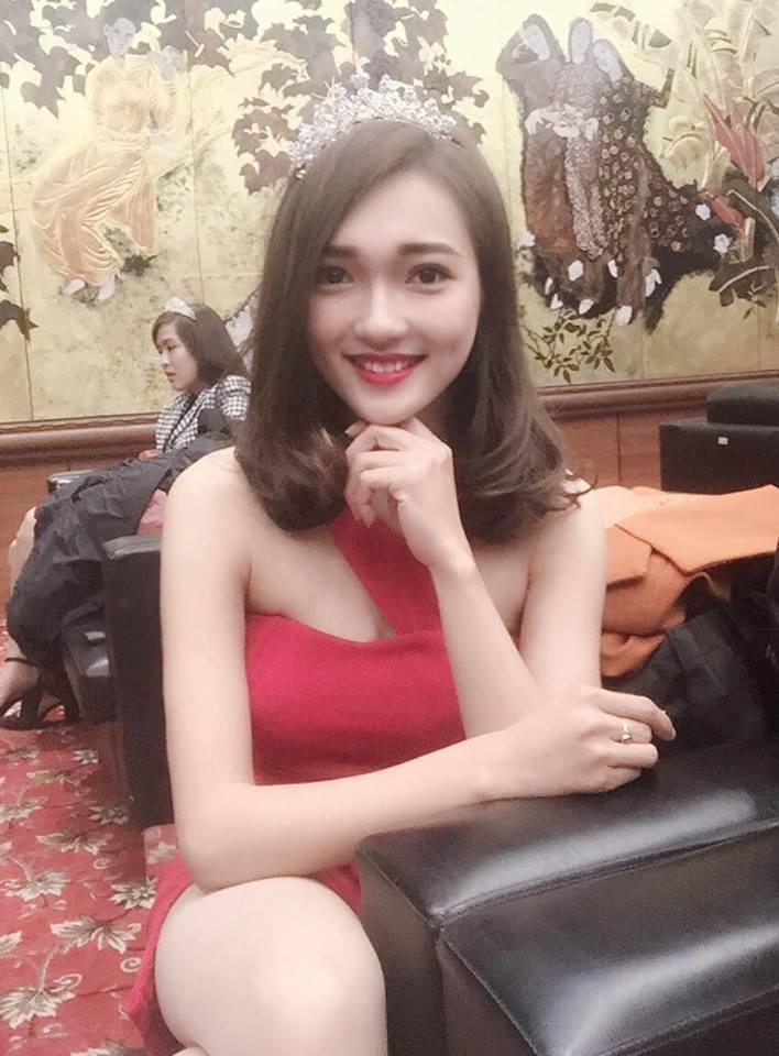 hot girl Nghệ An Nguyễn Ngọc Nữ PG 14