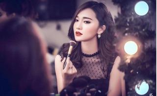 Vẻ đẹp của Nguyễn Ngọc Nữ, hot girl thống trị vòng online Hoa hậu HVVN 2017