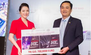 Lý Nhã Kỳ chi 1 triệu Euro đưa điện ảnh Việt Nam đến Cannes 2017