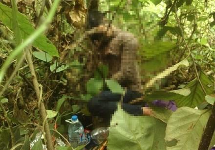 Thi thể nam thanh niên được phát hiện trong bụi tre