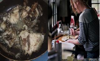 """Cô gái được mẹ chồng tương lai khen """"sắp thành đầu bếp"""" sau khi ra mắt bằng món cá rán nát vụn"""
