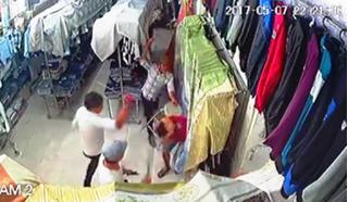 Vụ côn đồ truy sát người ở cửa hàng quần áo: Nguyên nhân chỉ vì nhìn nhầm người