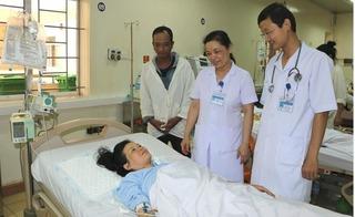 Hà Tĩnh: Sản phụ 37 tuổi mang thai ngoài tử cung 39 tuần hiếm gặp