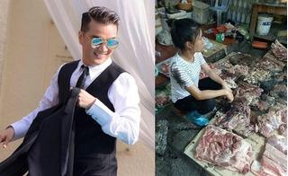 Vụ thịt lợn bị hắt dầu: Phản ứng của Đàm Vĩnh Hưng khiến fan