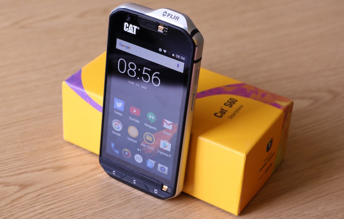 Smartphone pin khủng nhất hiện nay 5