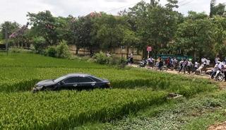 Sức khỏe nạn nhân bị thương trong vụ xe Camry tông liên hoàn ở Bắc Ninh như thế nào?