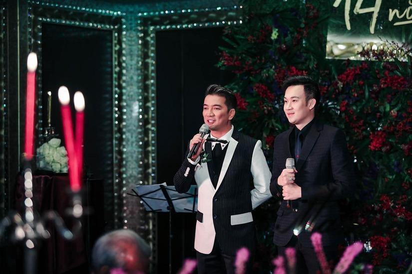 đám cưới Đàm Vĩnh Hưng Dương Triệu Vũ 17