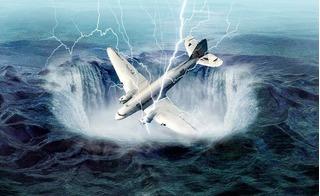 Máy bay mất tích bí ẩn ở Tam giác quỷ Bermuda, 4 người mất tích
