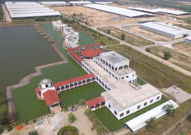 Toàn cảnh trang trại Tây Ninh với diện tích 700ha