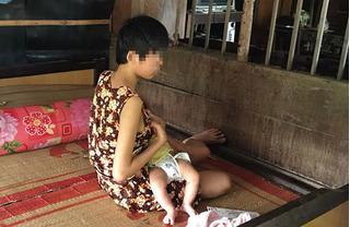 Bé gái bại não 14 tuổi sinh con khi gửi trong chùa: Bố của cháu bé mới sinh là ai?