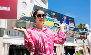 Vụ Lý Nhã Kỳ treo pano ở Cannes: