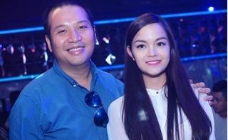Đạo diễn Quang Huy viết tâm thư đập tan tin đồn ly hôn Phạm Quỳnh Anh