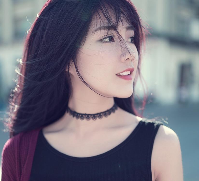 Hot girl trà sữa Nguyễn Hoàng Kiều Trinh 12