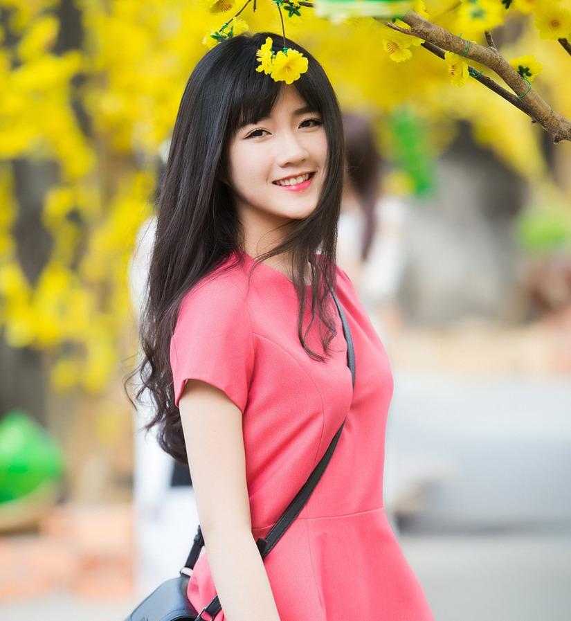 Hot girl trà sữa Nguyễn Hoàng Kiều Trinh 13