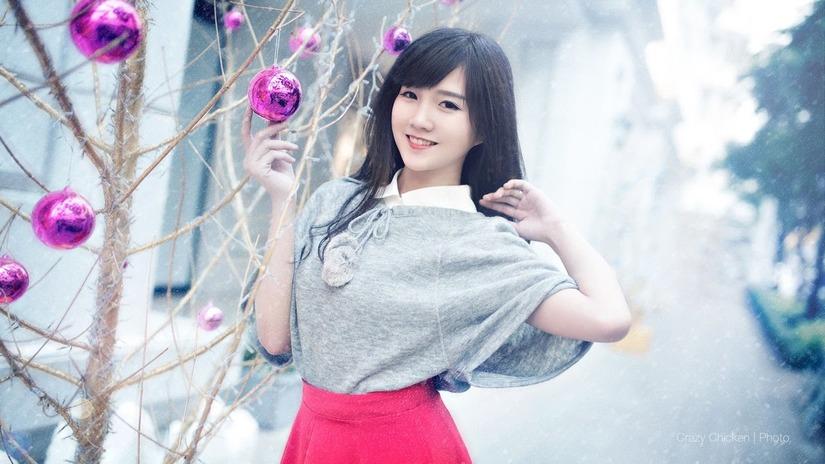 Hot girl trà sữa Nguyễn Hoàng Kiều Trinh 16