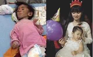 Tổ chức sinh nhật 2 tuổi hoành tráng cho bé gái Lào Cai, mẹ nuôi 9X tiết lộ người chăm sóc thực sự