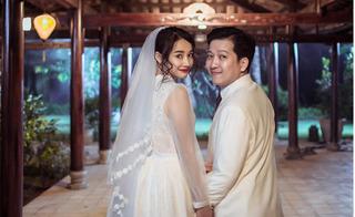 Lộ thêm bằng chứng Trường Giang và Nhã Phương sẽ kết hôn vào ngày 25/5