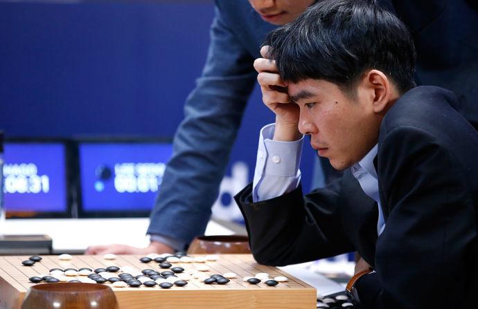 Trí tuệ nhân tạo AlphaGo 3