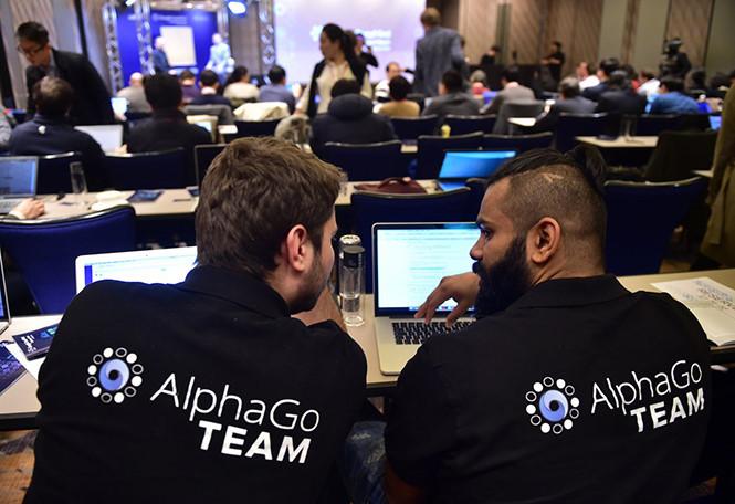 Trí tuệ nhân tạo AlphaGo 2