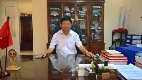 Chủ tịch UBND huyện tử vong