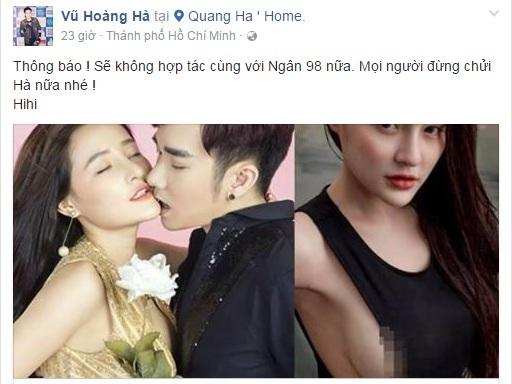 Ngân 98 Quang Hà 3