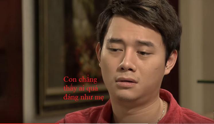 Phát ngôn của Thanh khiến khán giả sửng sốt