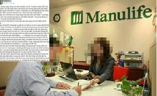 Khách hàng tố Manulife vì từ chối giải quyết, không thanh toán tiền bảo hiểm khi con nhỏ mất