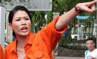 Trang Trần - Người mẫu hết lăng mạ công an đến chửi bới, văng tục với nghệ sĩ lớn tuổi