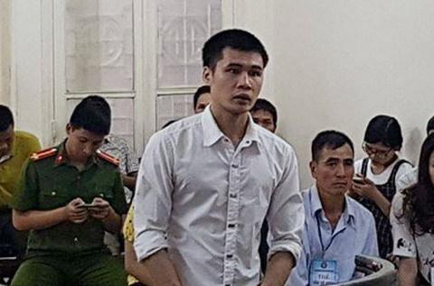 Bị cáo hiếp dâm người yêu trong nhà nghỉ trước tòa