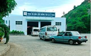 Giám đốc Trung tâm đăng kiểm tại Phú Yên bị kỷ luật với nhiều sai phạm
