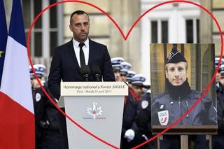 Lặng người trước lễ kết hôn của thi hài viên cảnh sát chết trong khủng bố Pháp