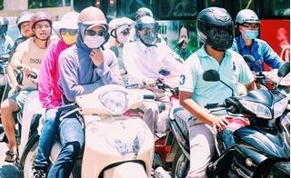 Nắng nóng 41,5 độ ở Hà Nội chưa phải là kỷ lục trong năm nay