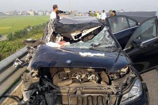 Ra quyết định khởi tố tài xế gây tai nạn làm 3 người tử vong trên cao tốc Hà Nội – Hải Phòng
