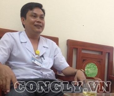 Phó Giám đốc Bệnh viện Đa khoa Thường Xuân thông tin về vụ việc