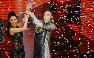 Ali Hoàng Dương giành quán quân Giọng hát Việt 2017