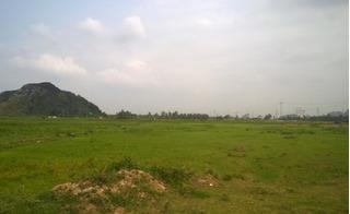 Thanh Hóa: Công ty CP Sông Mã phân lô bán nhà trên bãi đất hoang