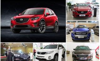 Tháng 6, ôtô đại hạ giá: Mánh bán hàng khiến khách mua ngã ngửa