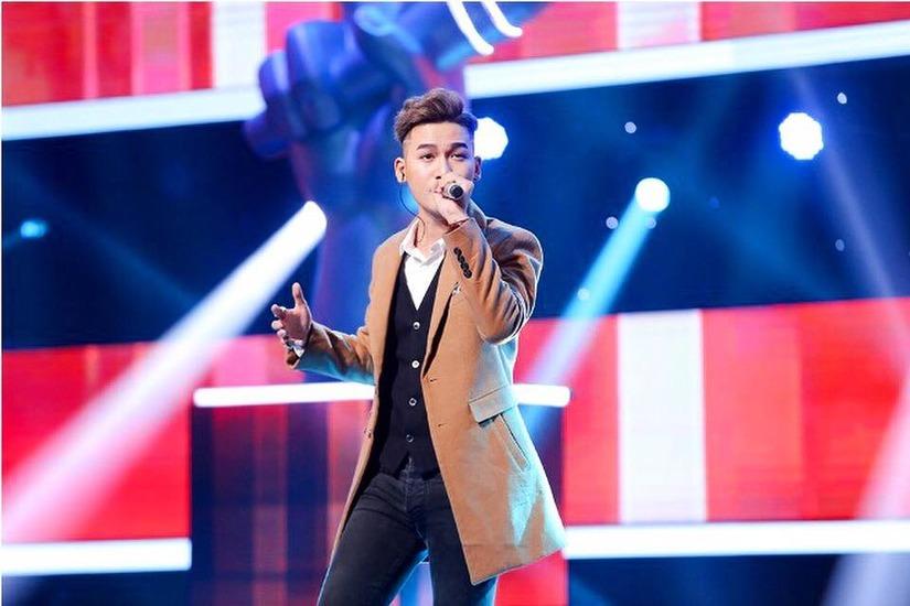 Quán quân The Voice 2017 Ali Hoàng Dương là ai 14