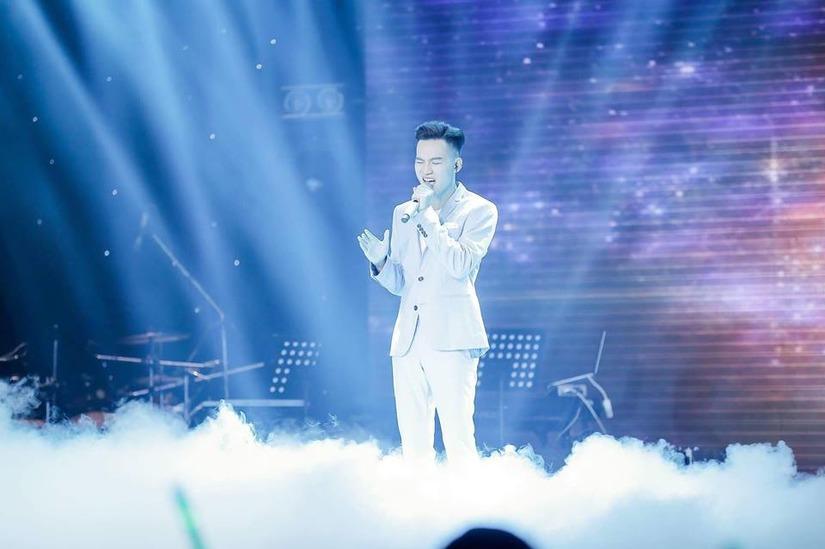 Quán quân The Voice 2017 Ali Hoàng Dương là ai 17