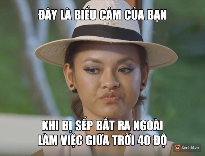 ảnh chế nắng nóng kỷ lục ở Hà Nội 9