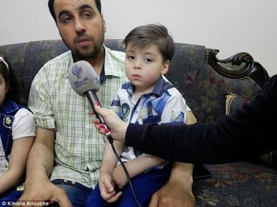 cau be syria