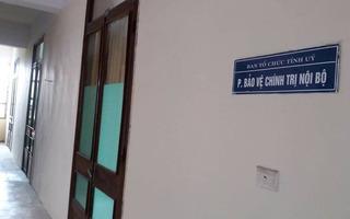Mượn bằng cấp 3 vẫn lên được chức Trưởng phòng thuộc Ban tổ chức Tỉnh ủy