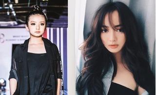 Con gái siêu mẫu Thúy Hằng yêu kiều chẳng kém Kaity Nguyễn trên sàn catwalk