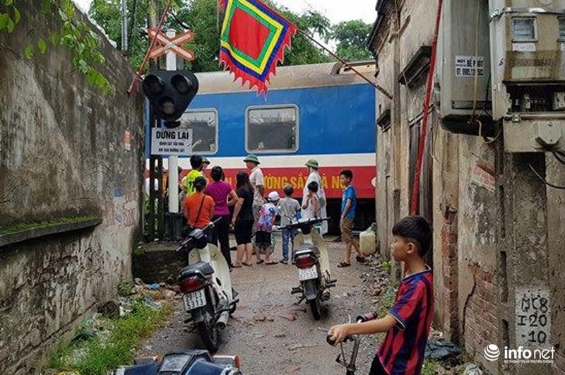 Tai nạn đường sắt nghiêm trọng
